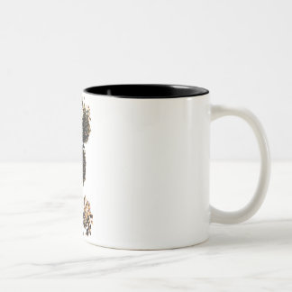 pack Hortensia Two-Tone Coffee Mug