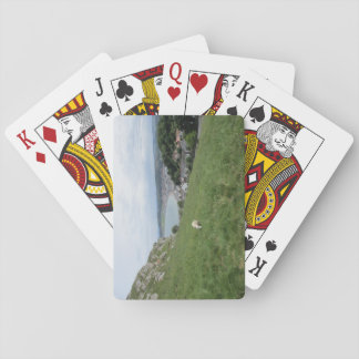 Pack Of Cards With Llandudno (Wales) Picture
