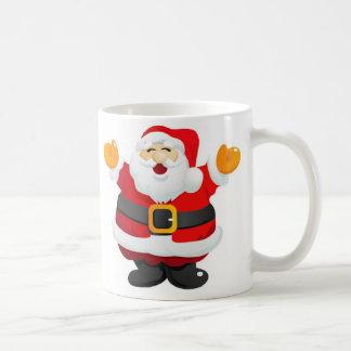 Pack of the Father Christmas Coffee Mug