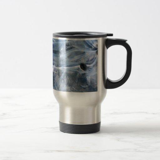 "Pack of voyage ""Crystals of ice "" Coffee Mug"