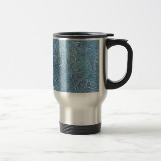 """Pack of voyage """"Crystals of ice """" Coffee Mugs"""