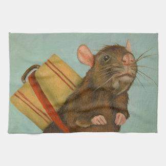 Pack Rat Towel