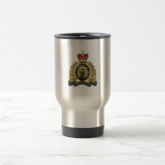 Pack stainless rcmp travel mug