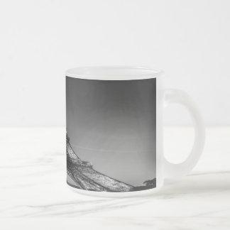 Pack Tour Eiffel (296 ml - 10 OZ) #32 Frosted Glass Coffee Mug