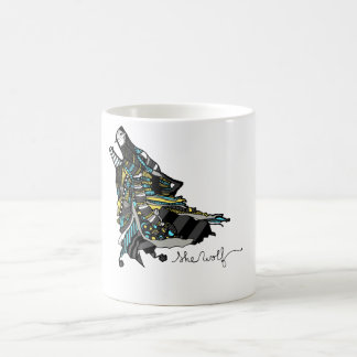 "Pack ""Wolf "" Coffee Mug"