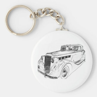 Packard Key Ring