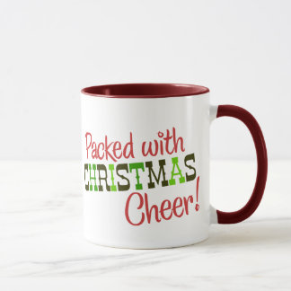 Packed With Christmas Cheer Mug