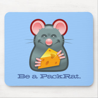 PackRat Ratpad Mouse Pad