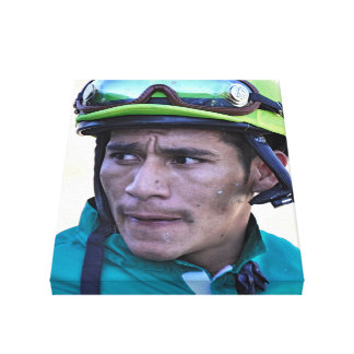 Paco Lopez at Parx Canvas Print