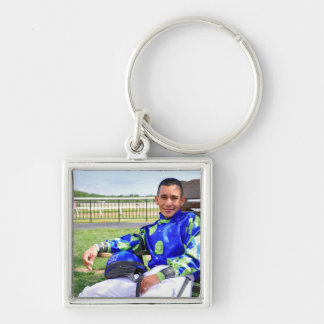 Paco Lopez Key Ring