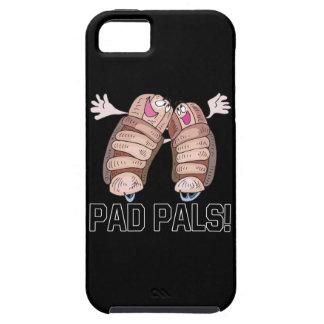 Pad Pals iPhone 5 Cases