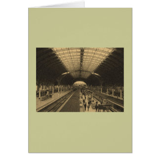 Paddington Station Card