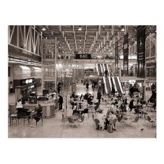 Paddington Station, Concourse II, London Postcard