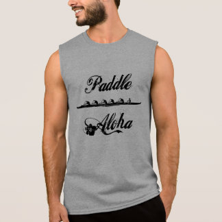 Paddle Aloha Sleeveless Shirt
