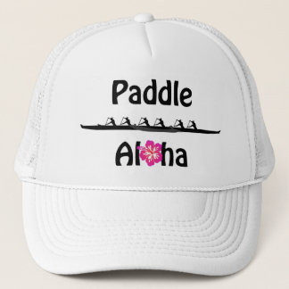 Paddle Aloha - Wahine Trucker Hat