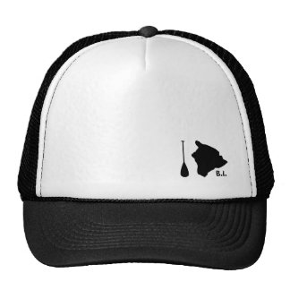 Paddle Big Island Hats