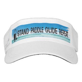 Paddle board visor