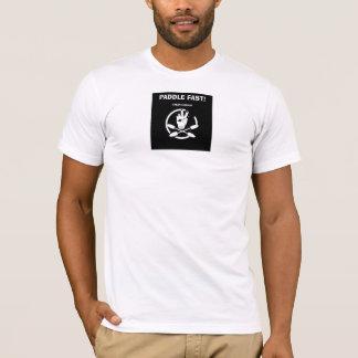PADDLE FAST!  I HEAR A BANJO T-Shirt