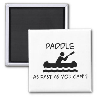 Paddle Faster Magnet