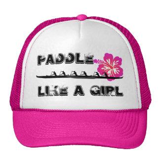 Paddle Like a Girl Cap