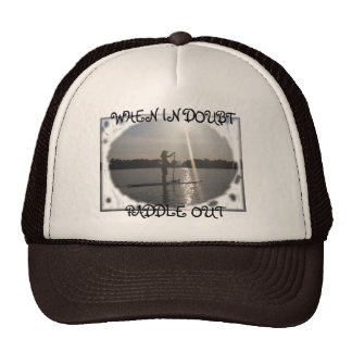 Paddle Out Trucker Hat