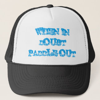 Paddle Out Trucker Hat 2