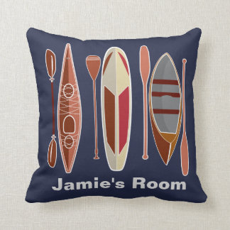 Paddle Passion Cushion