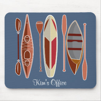 Paddle Passion Mouse Pad