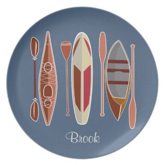 Paddle Passion Plate