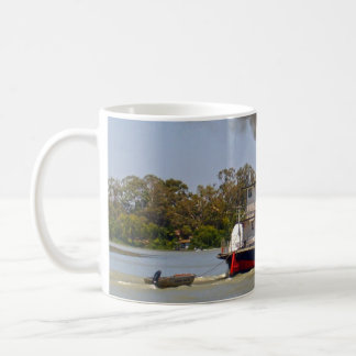 Paddle_Steamer,_Murray_River,_ Coffee Mug
