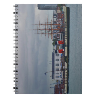 Paddle Steamer Waverley Notebooks