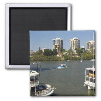 Paddle Steamers, Brisbane River, Brisbane, Magnet