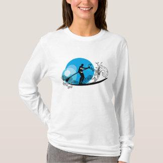Paddle Surf Girls Light Hoodie