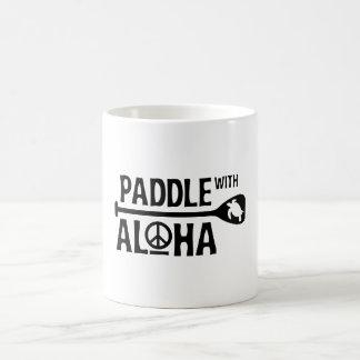 Paddle with Aloha 11 oz Dawn Patrol Mug