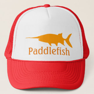 Paddlefish Trucker Hat