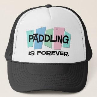 Paddling Is Forever Trucker Hat