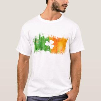 Paddy Ink Lucky Clovers T-Shirt