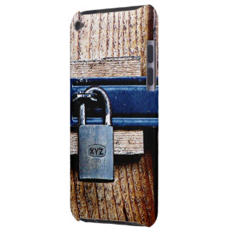 Padlock - Funny  Lock Keeps it Safe and Secure! iPod Touch Cases