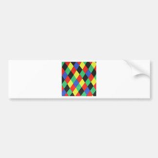 padrão com lousangulos bumper stickers