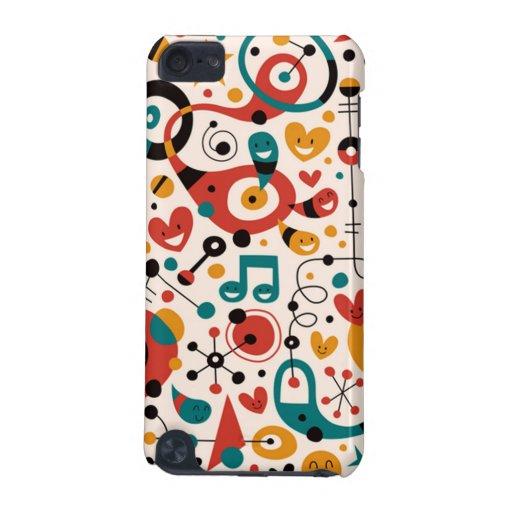 padrão divertido iPod touch 5G cover