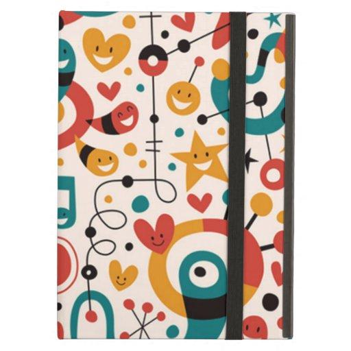 padrão divertido cover for iPad air