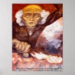 """Padre Miguel Hidalgo"" Jose Clemente Orozco Print"
