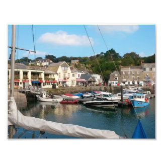 Padstow Cornwall England Photograph