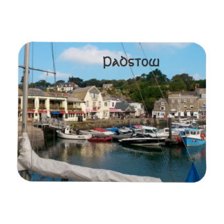 Padstow Cornwall England Rectangular Photo Magnet