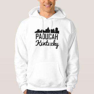 Paducah Kentucky Skyline Hoodie