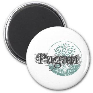 Pagan 6 Cm Round Magnet