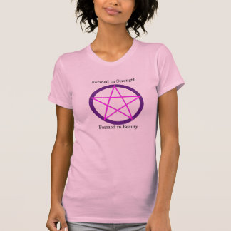 Pagan Breast Cancer Awareness T-Shirt