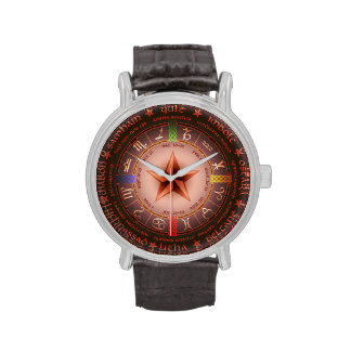 pagan calendar wristwatches