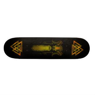 Pagan Deity Skateboard