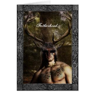 Pagan Fathers Card